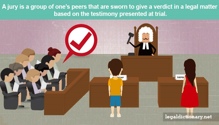 jury of one peers A jury of your peers means anyone in your peer group back when this was created it meant that if you were a farmer your jury would be filled with.
