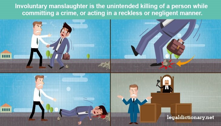 Involuntary Manslaughter Definition Examples Cases Processes